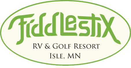 Fiidlestix RV Resort Logo